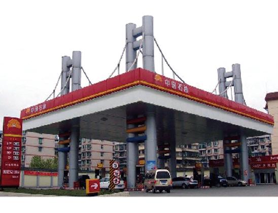 加油加气站照明替换改造